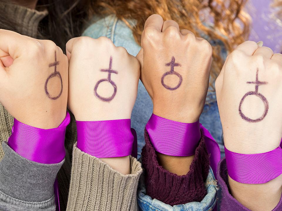 il simbolo delle donne